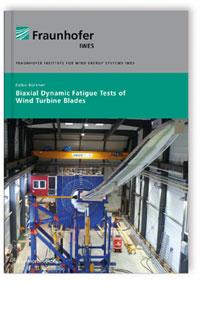 Buch: Biaxial Dynamic Fatigue Tests of Wind Turbine Blades