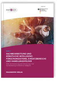 Buch: Sachbearbeitung und Künstliche Intelligenz: Forschungsstand, Einsatzbereiche und Handlungsfelder