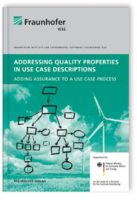 Buch: Addressing Quality Properties in Use Case Descriptions