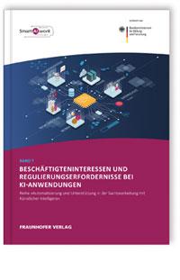 Buch: Beschäftigteninteressen und Regulierungserfordernisse bei KI-Anwendungen