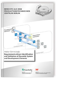 Buch: Requirements-driven Identification and Validation of Reusable System and Development Elements