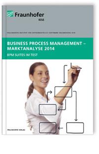 Buch: Business Process Management - Marktanalyse 2014