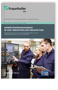 Buch: Kompetenzmanagement in der industriellen Produktion