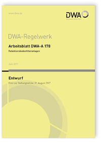 Merkblatt: Arbeitsblatt DWA-A 178 Entwurf, Juni 2017 ...