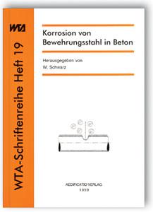 Buch: Korrosion von Bewehrungsstahl in Beton
