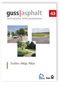 Merkblatt: Straßen, Wege, Plätze