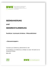 Buch: Seensanierung und Seenrestaurierung