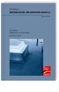 Merkblatt: Merkblatt WU-Dächer