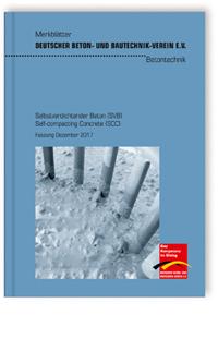 Merkblatt: Merkblatt Selbstverdichtender Beton (SVB)