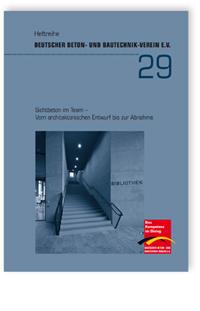 Buch: Sichtbeton im Team - Vom architektonischen Entwurf bis zur Abnahme