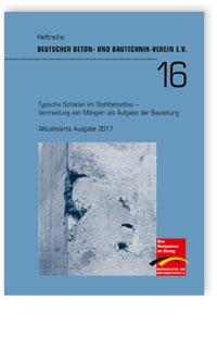Buch: Typische Schäden im Stahlbetonbau - Vermeidung von Mängeln als Aufgabe der Bauleitung