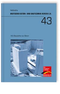 Buch: WU-Bauwerke aus Beton