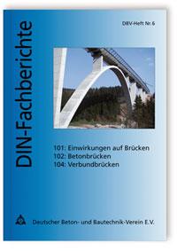 Buch: Anwendung der DIN-Fachberichte 101, 102, 104