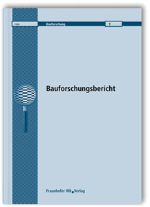 Forschungsbericht: Geraeusche von Armaturen der Wasserinstallation