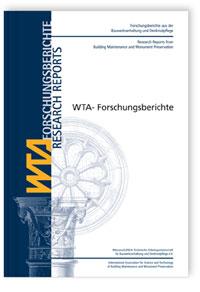 Forschungsbericht: Beiträge zur Minimierung von elektromagnetischen Belastungen in Wohngebäuden