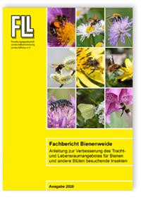 Merkblatt: Fachbericht Bienenweide