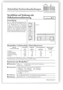 Merkblatt: Fachwerkausfachungen III