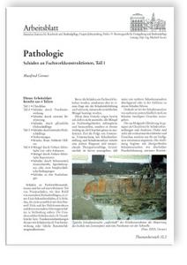 Merkblatt: Pathologie