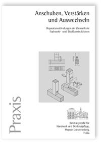 Buch: Anschuhen, Verstärken und Auswechseln