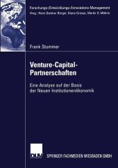 Venture-Capital-Partnerschaften.