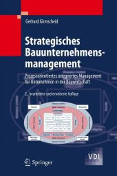 Strategisches Bauunternehmensmanagement.