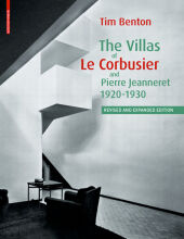 The Villas of Le Corbusier and Pierre Jeanneret 1920-1930