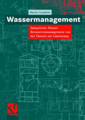 Wassermanagement.