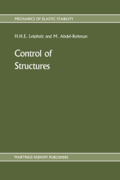 Control of Structures