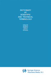 Dictionary of Scientific and Technical Terminology