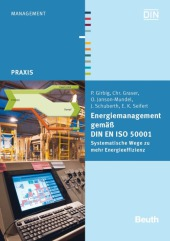 Energiemanagement gem�� DIN EN ISO 50001.