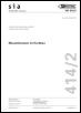 SIA 414/2:2016. Masstoleranzen im Hochbau