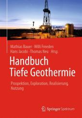 Handbuch Tiefe Geothermie