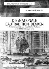 Die 'Nationale Bautradition' denken