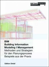 Building Information Modeling / Management
