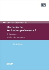 Mechanische Verbindungselemente, .1. Schrauben