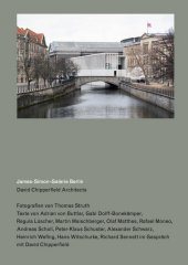 David Chipperfield Architects. James-Simon-Galerie Berlin
