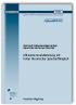Effiziente Innendämmung mit hoher thermischer Speicherfähigkeit. Abschlussbericht