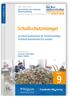 Baurechtliche und -technische Themensammlung. Heft 9: Schallschutzmängel