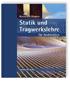 Statik und Tragwerkslehre für Architekten