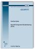 Baustoff-integrierte Flächenheizung (BiFH)