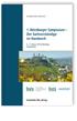 1. Würzburger Symposium - Der Sachverständige im Handwerk