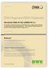 Merkblatt BWK-M 3-4 Entwurf / DWA-M 102-4 Entwurf, Dezember 2020. Grundsätze zur Bewirtschaftung und Behandlung von Regenwetterabflüssen zur Einleitung in Oberflächengewässer - Teil 4: Wasserhaushaltsbilanz für die Bewirtschaftung des Niederschlagswassers