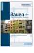 Bauen+ Schwerpunkt: Gebäudetechnik
