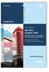 DIN 1045 Ausgabe 2008: Tragwerke aus Beton und Stahlbeton