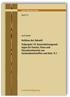 Holzbau der Zukunft. Teilprojekt 19. Konstruktionsgrundlagen für Fenster, Türen und Fassadenelemente aus Verbundwerkstoffen und Holz. Tl.1
