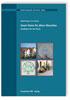 Smart Home für ältere Menschen. Handbuch für die Praxis