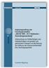 Ergänzungsauftrag zum Forschungsvorhaben DIN EN 1995 - EC 5 Holzbauten - Anwendungserprobung. Untersuchung von Pultdachträgern und Satteldachträgern mit geradem und gekrümmtem Untergurt zur Abschätzung des Einflusses des Faseranschnittwinkels bzw. Dachn. eigungswinkels. Schlussbericht