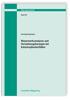 Mauerwerksanalysen und Verstärkungskonzepte bei Katastrophenlastfällen. Bericht 03/02