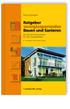 Ratgeber energiesparendes Bauen und Sanieren