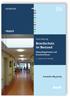Brandschutz im Bestand. Altenpflegeheime und Krankenhäuser